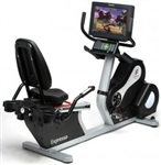 Expresso Fitness S3r Interactive Recumbent Bike Image