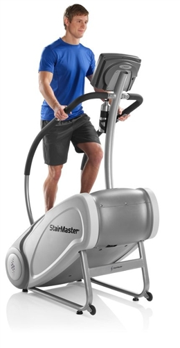 Stairmaster Sm3 Stepmill W Lcd D 1 Console Stair