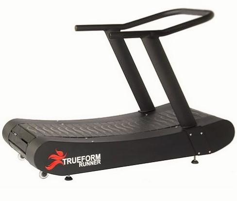 Trueform Low Rider Non Motorized Treadmill Fitness