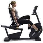 Technogym Excite Recline Unity 1000 Recumbent Bike Image
