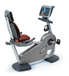 Technogym Excite 700 Recline Exercise Bike Image