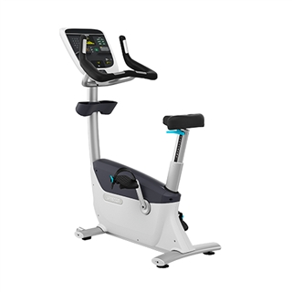 Precor UBK 815 Upright Bike w/P10 Console Image
