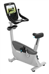 Precor UBK 885 Upright Bike w/ P82 Console Image