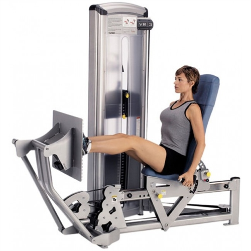 Gym Equipment Legs: Cybex VR3 Leg Press