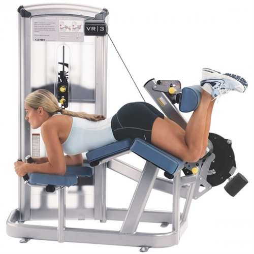 Cybex VR3 Prone Leg Curl | Fitness Superstore