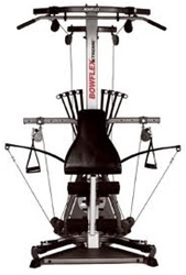 Bowflex Xtreme 2 Home Gym Used Workout Equipment