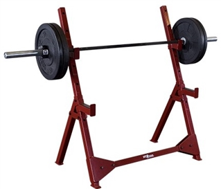 Body-Solid Best Fitness BFPR10 Olympic Press Stand (New) Image