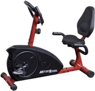 Body-Solid BFRB1 Best Fitness Recumbent Bike Image