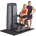 Body-Solid Pro Dual Ab & Back Machine Image