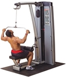 Body-Solid DLAT-SF Pro Dual Lat & Mid Row Machine Image