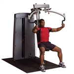 Body-Solid Pro Dual Pec & Rear Delt Machine Image