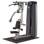 Body-Solid Pro Dual Vertical Press & Lat Machine Image