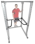 Body-Solid Dip Attachment For GPR378 Power Rack Image