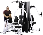 Body-Solid EXM3000LPS Selectorized Home Gym Image