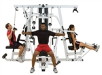 Body-Solid EXM4000S Selectorized Home Gym Image