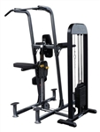 Body-Solid FCDSTK Pro-Select Weight Assisted Chin-Dip Machine Image