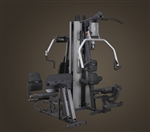 Body-Solid G9S Selectorized 2 Stack Multi Gym Image
