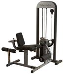Body-Solid PRO-Select Leg Extension & Leg Curl Machine Image