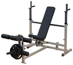 Body-Solid GDIB46L Powercenter Combo Bench Image