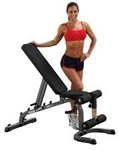 Body-Solid Flat Incline Decline Bench  Image