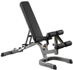 Body-Solid Heavy Duty Flat Incline Decline Bench Image