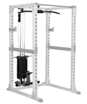 Body-Solid Lat Attachment for Power Rack Image