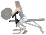 Body-Solid Preacher Curl Station Image