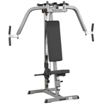 Body-Solid GPM65 Plate Loaded Pec Machine Image
