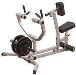 Body-Solid Seated Row Machine Image