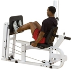 Body-Solid LP40S Leg Press Option for EXM4000S w/Weight Stack Image