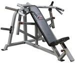 Body-Solid Leverage Incline Bench Press Image