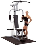 Powerline Hardcore Personal Trainer Home Gym Image