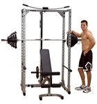 Body-Solid Powerline Power Rack Image