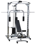 Body-Solid PSM1442XS Powerline Smith Machine System Image