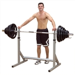Body-Solid Powerline Squat Rack Image