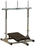 Body-Solid Powerline Vertical Leg Press Image