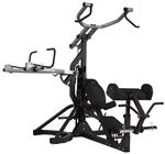Body-Solid SBL460 Freeweight Leverage Gym Image