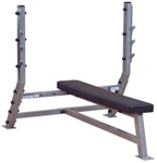 Body-Solid Flat Olympic Bench Image