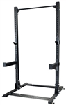 Body-Solid ProClub Line Full Commercial Half Rack Image
