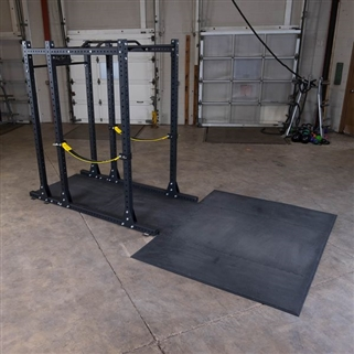 Body-Solid Power Rack Floor Mat Image