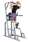 Body-Solid Pro Club-Line VKR Vertical Knee Raise Chin Dip Image