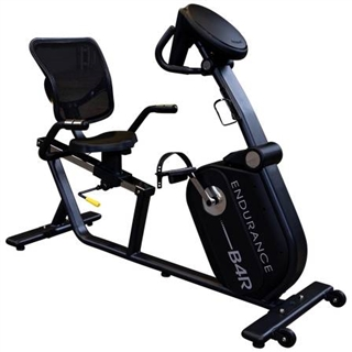 Body-Solid B4RB Endurance Recumbent Bike Image