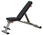 Body-Solid Folding Multi Bench Image