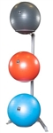 Body-Solid Stability Ball Storage Rack (New) Image