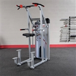 Body Solid S2ACD Series II Assisted Chin and Dip Machine Image