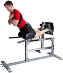 Body-Solid Glute and Ham Machine Image