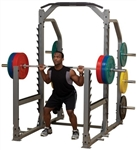 Body-Solid SMR1000 Pro Clubline Multi Squat Rack (New) Image