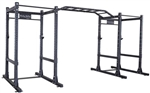 Body-Solid SPR1000DB Double Power Rack Package (New) Image