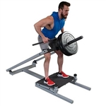 Body-Solid STBR500 Pro Clubline T-Bar Row Machine Image