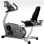 Precor c846i Recumbent Exercise Bike Image